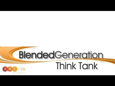 Blended Generation Think Tank: Ageism, Sexism and Racism  in the Workplace