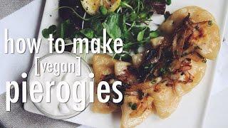 How To Make Vegan Pierogies Hot For Food