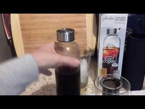 Primula Cold Brew & Travel--Brew Results