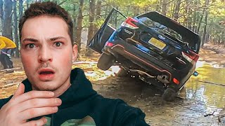 We Messed Up BAD! *CAR CRASH*