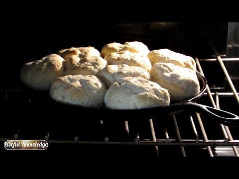 Southern Biscuits with No Rolling Pin! -  Useful Knowledge