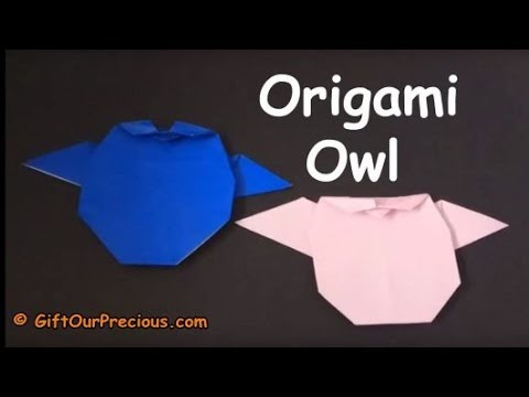 Origami Owl - Simple and Easy Origami for Everyone