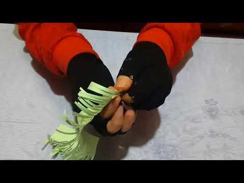 How To Make DIY Lavender Paper Flower!!! Easy Tutorial For beginners