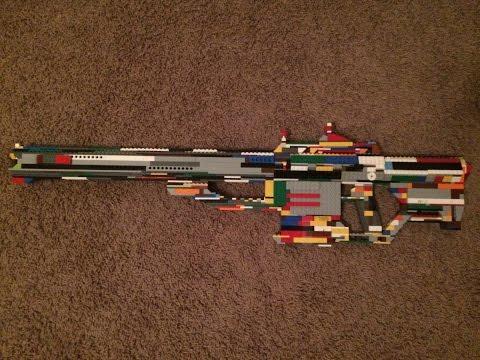 LEGO SVG-100 w/ ELO SIGHT - BO3