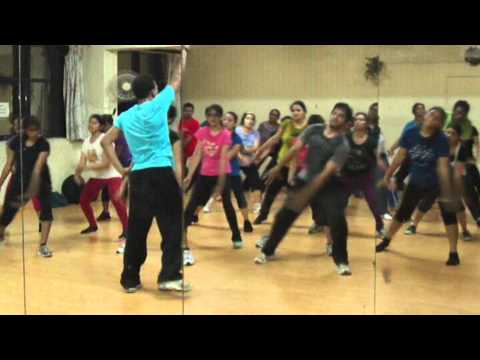 Moves Like Jagger - zumba