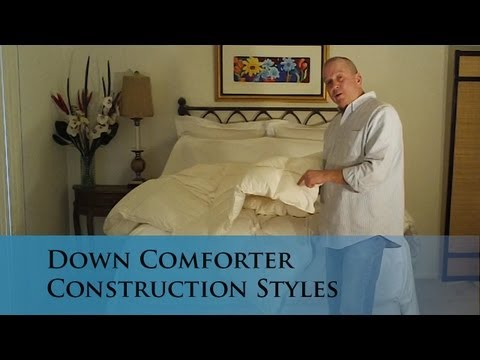 The Best Down Comforter Styles (www.verolinens.com)
