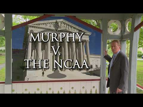 Jersey Matters - Larry's Commentary  (Murphy V. The NCAA)