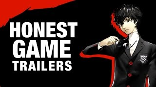 PERSONA (Honest Game Trailers)