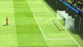 Fifa 16 keeper fail.