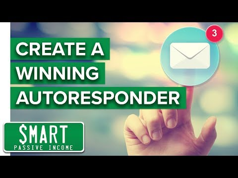 How to Setup a Winning Autoresponder Series — How to Start an Email List #4