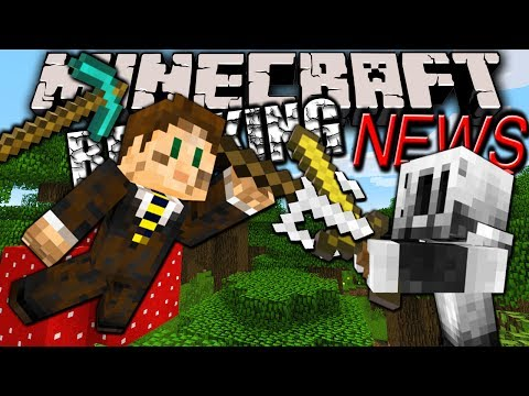 Minecraft 1.8 & 1.7.5 News: Survival Adventuring Updates, Realms, Possible New Weapon/Combat System