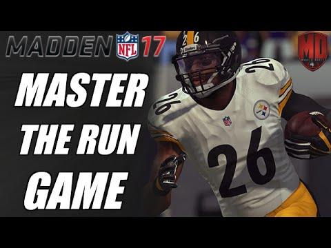 MADDEN 17 RUNNING TIPS | MASTER THE NEW RUN GAME!