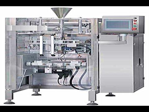 high speed potato chips/banana chips/taro chips packaging machine 100 bags per minute