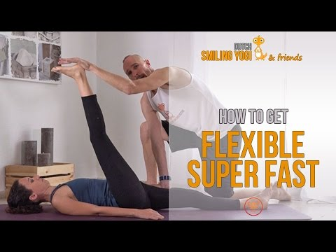 How to get flexible super fast with this flexibility trick