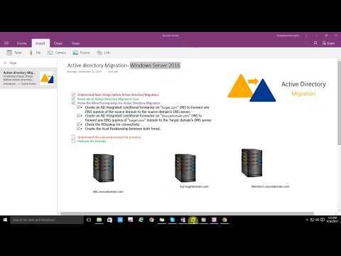 [ADMT]Active Directory Migration Part- 2  Windows server 2016
