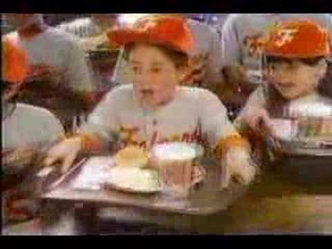 1984 Kentucky Fried Chicken Commercial