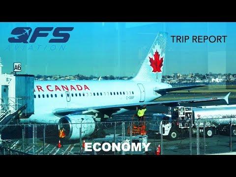 TRIP REPORT   Air Canada - A319 - New York (LGA) to Toronto (YYZ)   Economy