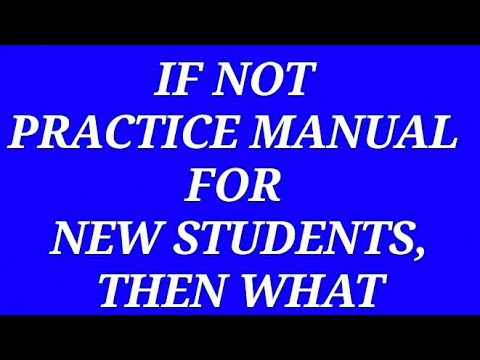 CA UPDATES # 4 -IF NOT PRACTICE MANUAL THAN WHAT??? ICAI NEW SCHEME