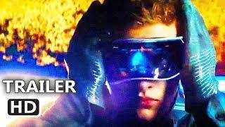 READY PLAYER ONE International Trailer (2018) Steven Spielberg Movie HD