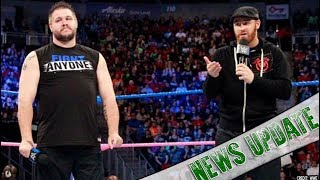 Kevin Owens and Sami Zayn Sent Home From UK Tour