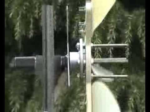 Wind turbine hub bearings test