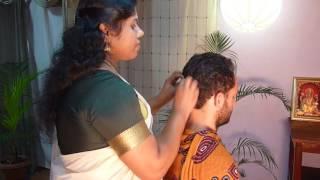 head massage, indian head massage for men, head massager,