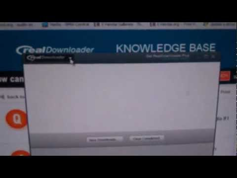 RealPlayer Downloader Fail Videos