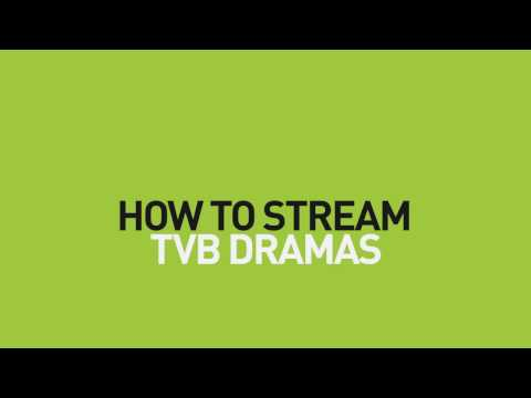 How to stream TVB dramas on StarHub Go?