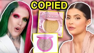 KYLIE JENNER ACCUSED OF STEALING JEFFREE STAR'S PACKAGING