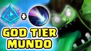 Download DR MUNDO IS GOD TIER NOW!!! 4 MINUTES FINISHED JG ITEM | NEW RUNE SETUP IS ACTUALLY OP!! PERMA SLOW Video