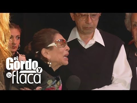 Xxx Mp4 Quot Se Me Fue Mi Niña Quot Madre De Edith González Le Da El último Adiós A Su Hija GYF 3gp Sex