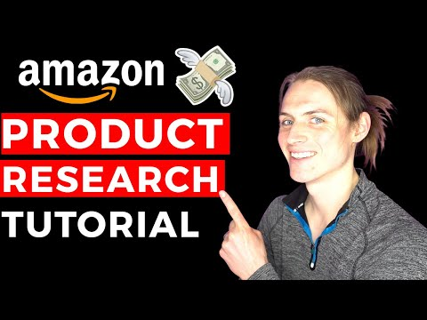 💸Amazon FBA PRODUCT RESEARCH | Millionaire Reveals How To Find & SELECT Products To Sell In 2018