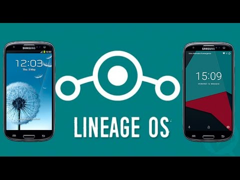 INSTALLING ANDROID 7.1.2 ON GALAXY S3 (GT-i9300) | LineageOS 14.1 [ROOT]