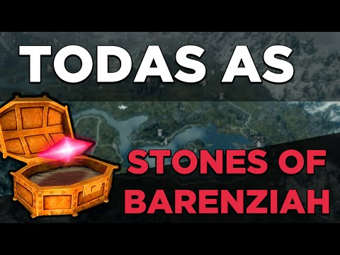 TESV: Mods - TODAS AS UNUSUAL GEMS (Stone of Barenziah) !!! [StrikeGuga]