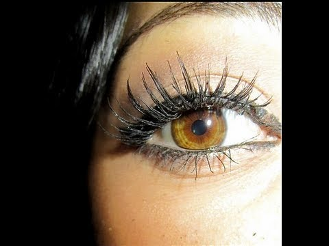 Make your natural eyelashes look SUPER long