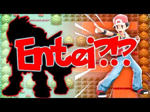 Pokemon FireRed - Catching Entei!