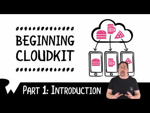 Introduction - Beginning CloudKit - raywenderlich.com