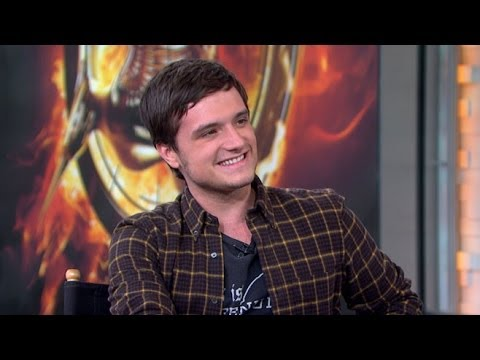Josh Hutcherson Interview 2013: 'Hunger Games: Catching Fire' Star on Marriage Proposals From Fans