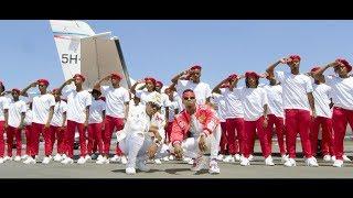 Rayvanny Ft Diamond Platnumz - Tetema (Official Video) SKIZA Dial *811*180#
