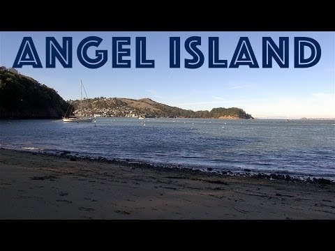 Visit to Angel Island in the San Francisco Bay (includes tramlapse tour)