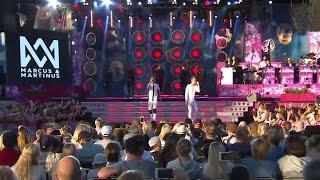 Marcus & Martinus – Like it like it  - Sommarkrysset (TV4)
