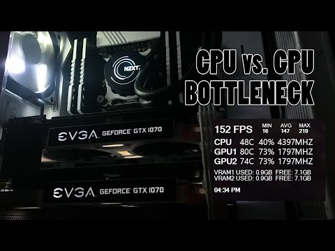 How to Identify a CPU/GPU Bottleneck
