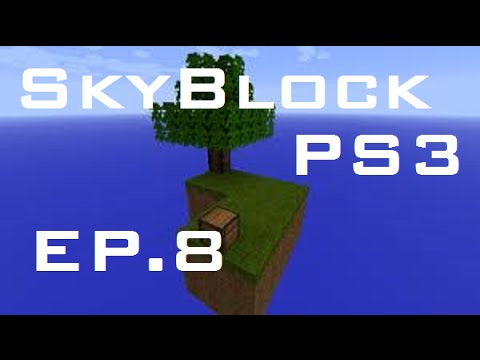 Skyblock Challenge PS3 with Jenngy EP.8  