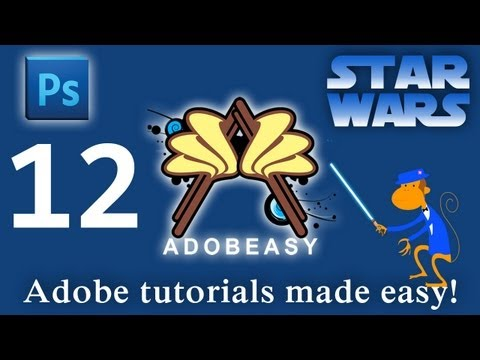 Create Your Own Star Wars Like Logo In Adobe Photoshop