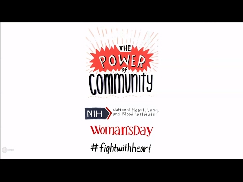 The Power of Community with NHLBI and Woman's Day