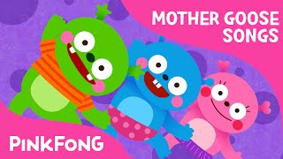 The Mulberry Bush | Mother Goose | Nursery Rhymes | PINKFONG Songs for Children