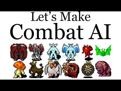 Combat AI for Action-Adventure Games Tutorial [Unity/C#] [GOAP]