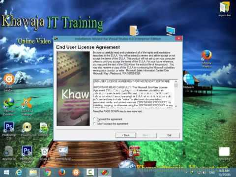How To Install Visual Basic 6.0 Enterprise Edition In Windows 8.