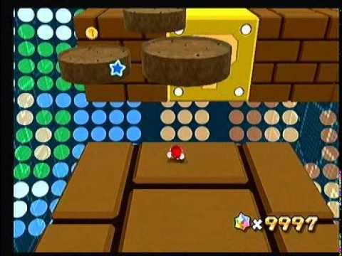 Super Mario Galaxy 2 Custom Stage