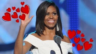 Top 5 Michelle Obama TV Moments!